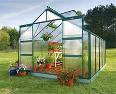 all about  greenhouses.