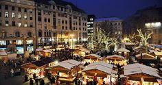 Budapest Christmas tours