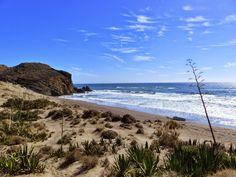 Playa del Barronal - 10 Reasons to Visit the Cabo de Gata -Nijar Natural Park - Andalucia, Spain