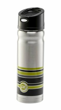 Planet Zak Vista Pop Lid Double Wall Stainless Steel Vacuum Travel Tumbler, Geo Stripe Tumbler, Black Lid, 16-Ounce by Planet Zak!. $22.08. Push button to drink, press down on lid to close. Interchangeable lid fits on all planet zak bottles. All product components are BPA free and dishwasher safe. Silicone gasket prevents leaks. Planet Zak's 16oz Vista Pop Lid Double Wall Stainless Steel Vacuum Travel Tumbler has a silicone gasket to prevent leaks and is spill-pro...