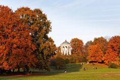 Munich (Alemania): uno de los otoños más hermosos