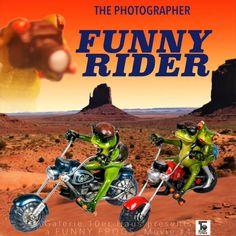 Erleben Sie jetzt den neuen Teil der Geschichte um unser Froschpaar! Auf den Straßen ist die Hölle los. Unsere Froschfreunde haben sich zu einem Motorradtreffen verabredet. Ein temporeicher Film, und mittendrin der furchtlose, kleine Fotograf. FUNNY FROGS sind die lustige Geschenkidee, wenn Sie einfach einmal etwas fröhliches Schenken wollen. Jetzt in der Galerie 10er-Haus in Gmunden oder im 10er-Haus Onlineshop. #geschenkidee #lustigerfrosch #funnyfrogs #frosch #lustigerfilm #motorradhumor Funny Frogs, Shops, Humor, A Funny, Monster Trucks, Comic Books, Presents, Comics, Cover