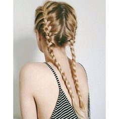 Idée de coiffure facile à faire