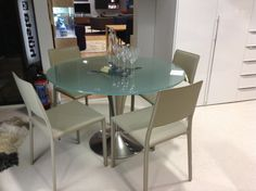 Outlet: Rond tafel Sumisura