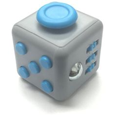 Gadget Tech Fidget Box Relieves Stress and Anxiety for Children and Adults Anxiety Attention Toy, Blue/Grey >>> Click on the image for additional details. (This is an affiliate link and I receive a commission for the sales) #LearningEducation