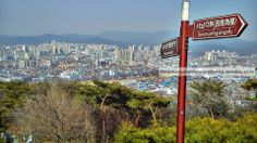 View from Hwaseong Fortress