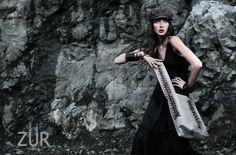 ZUR by www.jairogutierrez.com  ésta campaña me encanta! Love Of My Life, Goth, Style, Fashion, Templates, Gothic, Swag, Moda, Fashion Styles