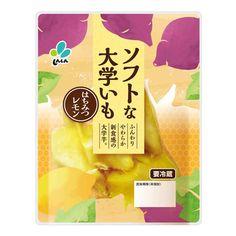 ソフトな大学いも <はちみつレモン> - 食@新製品 - 『新製品』から食の今と明日を見る!