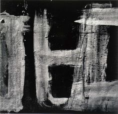 Aaron Siskind inspired Franz Kline's paintings