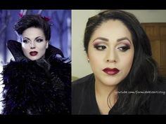 Hey guys Ruby here with another tutorial! This look is based on the makeup that the Evil Queen wears in some promotional images for the show Once Upon A Time...