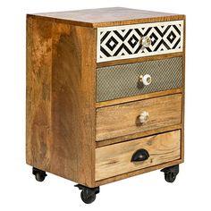 Casa uno bedside table from zanui.com