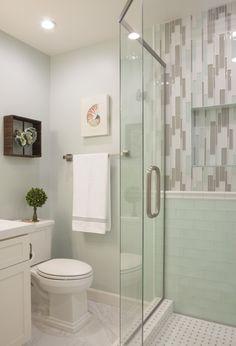 sea-inspired bathroom | AGK Design Studio