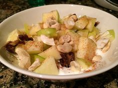 Turkish yogurt and quark evening snack by Sukkasilla, via Flickr