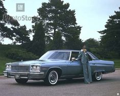 1976 Buick Electra Limited Hardtop Sedan....my grandpa's last car was a burgundy 76 Electra.