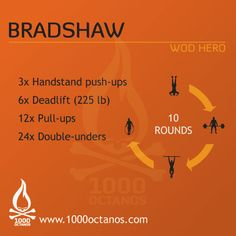 WOD Hero: Bradshaw