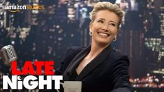 Trailers, clips, featurettes, images and posters for the comedy LATE NIGHT starring Emma Thompson and Mindy Kaling. Comedy Movies, Film Movie, Hd Movies, Movies Online, Films, Amazon Movies, Free Trailer, This Is Us Movie, Late Night Talks