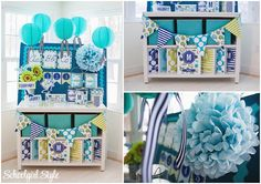 Does this look familiar? This is actually the same decor as my Frog theme, but I gave it more of a sophisticated look. I went back and forth whether I should add these pictures with my Frog colle…