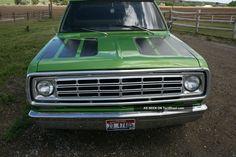 1976 Dodge D100 Short Box Fleetside Truck Other Pickups photo
