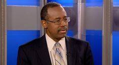 """Noted on both sides of the aisle for his common sense and incredible tact, Dr. Ben Carson is considering running for president. Will he? He seems open... """"I will not be Jonah and run away."""""""