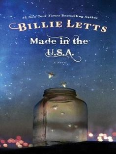 Made in the USA by Billie Letts-She is too fond of books