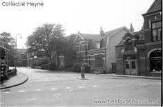 Foto 1977 Veerstraat vanaf de Brinklaan