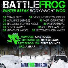 Battlefrog WOD
