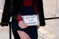 New York is my boyfriend
