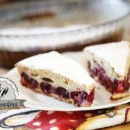 Clafoutis cu visine Romanian Desserts, Sweet Treats, Cheesecake, Cooking, Food, Meal, Candy Notes, Cheesecakes, Kochen