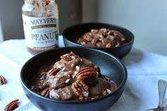Healthy Recipes By The Healthy French Wife. : Healthy Chocolate Peanut Butter Ice Cream