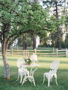 Photography: Jeremiah And Rachel Photography - jeremiahandrachel.com  Read More: http://www.stylemepretty.com/2015/04/03/romantic-apple-orchard-wedding-inspiration/