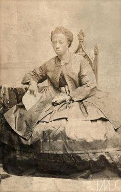Mulher negra, depois de 1865