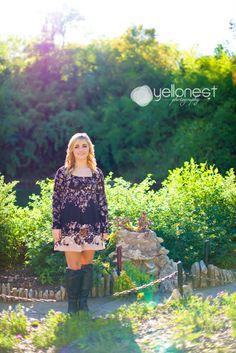 San Antonio Photography Seniors {Senior Session}