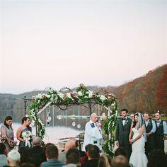 Lake Valhalla Club Wedding Ceremony
