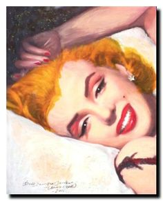 Marilyn Monroe- Boxing day  FOR SALE  Original £90