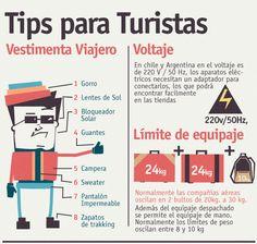 tips turistas argentina