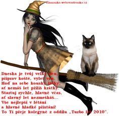 Výsledek obrázku pro přání k svátku čarodějnic