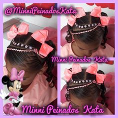 No hay texto alternativo automático disponible. Kids Braided Hairstyles, Little Girl Hairstyles, Pretty Hairstyles, Braids For Kids, Nail Spa, Cute Little Girls, Wigs, Hair Color, Hair Styles
