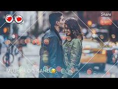 YouTube Female Songs, Love Status Whatsapp, Feeling Song, Save Video, Song Status, Romantic Love, Download Video, Best Songs, Feelings