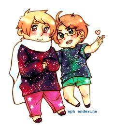 space gays!!