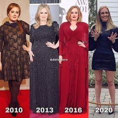 Adele Transformation, Weight Loss Transformation, Best Weight Loss, Healthy Weight Loss, Weight Loss Tips, Weight Gain, Weight Loss Motivation, Fitness Motivation, Body Motivation