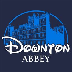 Downton Abbey T-Shirt More Info Behind Downton Abbey T-Shirt Downton Abbey is a British-American historical period drama television series. The series, set in the fictional Yorkshire country estate of