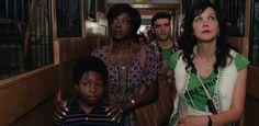 "Viola Davis and Maggie Gyllenhaal  in ""Won't Back Down"""