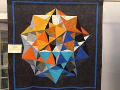 [Chris Dineen's Polyhedron Quilt]