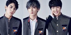 FNC Entertainment introduces the first three trainees of Neo School with individual teasers