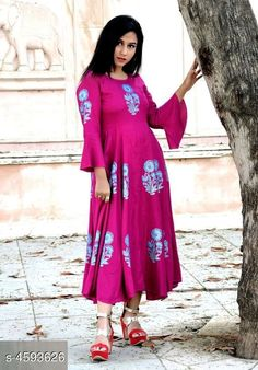 Gowns Stylish Women's Gown Stylish Women's Gown Country of Origin: India Sizes Available: S, M, L, XL, XXL   Catalog Rating: ★4 (433)  Catalog Name: Stylish Rayon Printed Women's Gowns CatalogID_665777 C79-SC1289 Code: 804-4593626-1701