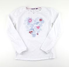 white t-shirt, Mexx t-shirt, Mexx for girls