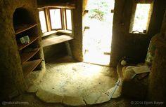 How to build a cob cottage: 9 major steps.