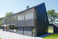 Protection solaire structurelle en aluminium | renson