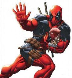 "Deadpool... ""bite me"""