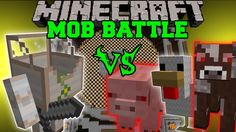 Mecha Golem Vs Mutant Cow, Sheep, Pig & Chicken! Can we get 3000 likes for the epic battle?! Don't forget to subscribe for more battles and epic Minecraft co...